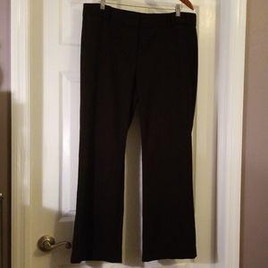 Loft Black Marisa Trousers